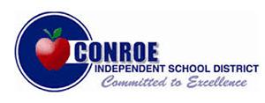 Conroe Independent School District logo