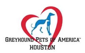 Greyhound pets of America logo