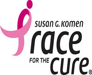 Susan G. Komen, Race for the Cure Logo