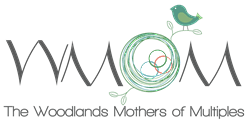 The Woodlands Mothers of Multiples logo